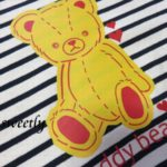 Teddy bearシート♪